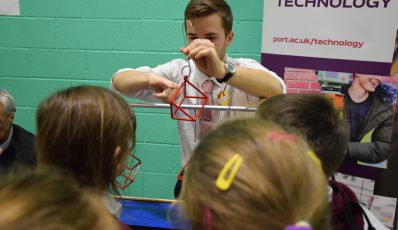 Gosport students are shown the importance of science and technology at STEM day
