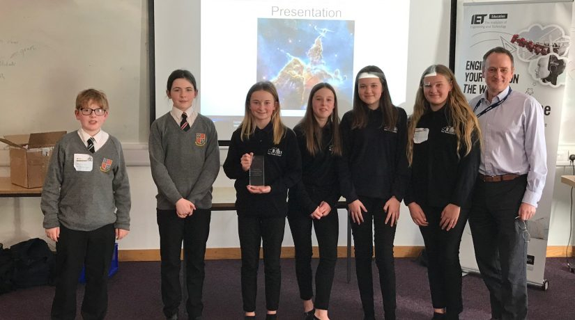 Team GFM Wins Portsmouth Faraday Challenge!