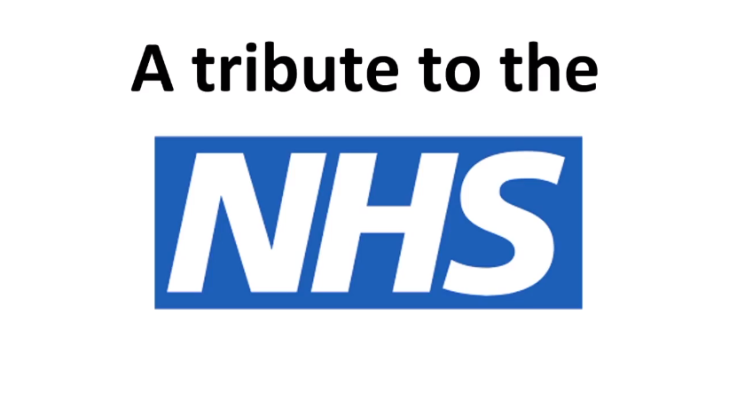GFM Tribute to the NHS