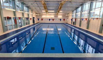 Primary Phase Swim at Brune Park