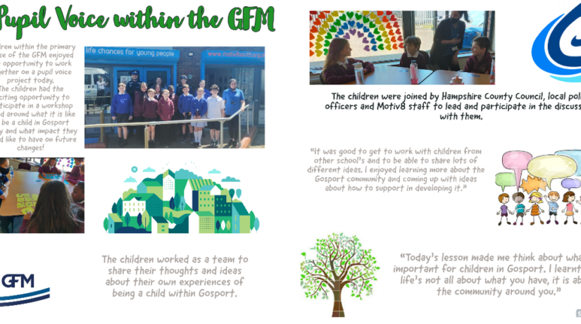 Gosport Youth Voice Project